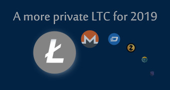 Litecoin will improve privacy in 2019