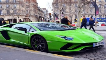 When Lambo? Crypto's Favorite Automaker to Track Cars on Salesforce Blockchain