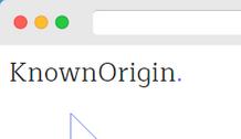 KnownOrigin vs Shutterstock: The Blockchain Solution at zero cost
