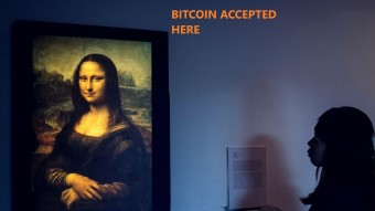 60 billion $ art market. Good potential for Bitcoin and other crypto currencies.