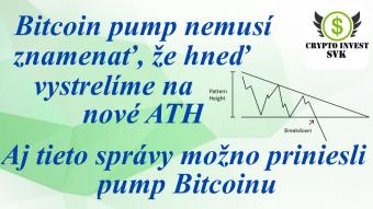 Enter fullscreen Tieto správy (možno) pomohli Bitcoinu..??!!