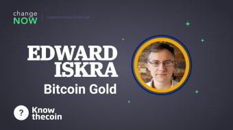 Know The Coin: Interview With Bitcoin Gold Communications Director Edward Iskra