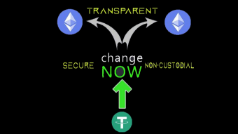 NonCustodial, Transparent and Secure: #ChangeNOWExplained