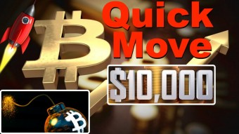 BITCOIN: QUICK MOVE TO $10k?  WILL VET & NEO CONTINUE PUMPING? UNDERSTAND THIS TO MAKE MORE PROFITS!