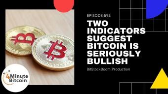2 Indicators Suggest Bitcoin Is Seriously Bullish