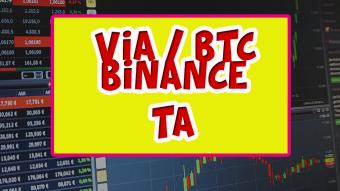 VIA / BTC technical analysis [BINANCE]