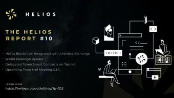 THE HELIOS REPORT #10