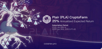 Join PLA CryptoFarm — Win 25% Annualized Expected Return