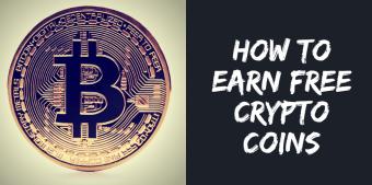 How to earn free crypto [NO MINING]