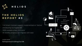 THE HELIOS REPORT #3