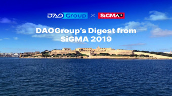DAOGroup at the 2019 Summit of iGaming Malta (SiGMA)