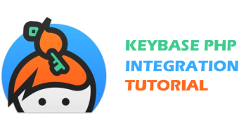 Integrating keybase with a php website