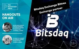 Bitsdaq Youtube event  June 28, 2019