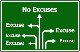 Make Excuses or Make Money