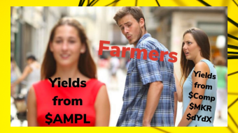 Yield Farming Is Fun. Using Ampleforth's (AMPL) Geyser Is More Fun & More Profitable