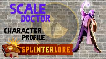 Splinterlands Legendary Card Profile - Scale Doctor