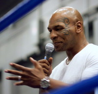 Mike Tyson and Blockchain? Yup, It Just Happened