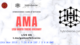 AMA Recap - Hybridverse x Game of Bitcoins