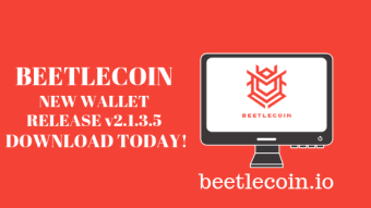 New Wallet Released - BeetleCoin