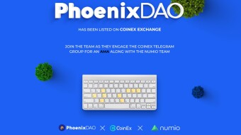 PhoenixDAO partner with CoinEx and have their first AMA.