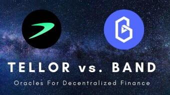 Tellor vs. Band Protocol - The Clash Of Oracles For Decentralized Finance