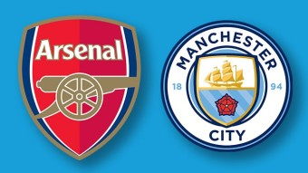 An Exciting Clash as Man City Set to Battle It out Against Arsenal at the Emirates Stadium