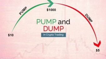 Pump and dump groups
