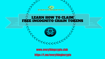 Upcoming Airdrops — Learn How To Claim Free Incognito Chain Tokens?