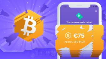 The SwissBorg Rewards Program: win up to 100e in BTC