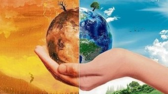 """Climate. 3 """"Responsible"""" actions to save the planet:"""