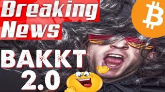 BAKKT 2.0! - REVERSE LAMBO? - ETC 51% ATTACK - BITCOIN WILL CONQUER THE MOON - LEDGER NANO X
