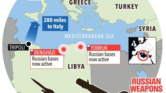 """Unidentified Planes Attacked a Libyan Base Where Turkish Forces Were Stationed. MiG-29 and Su-24, """"main suspects"""""""