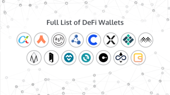 Full List of DeFi Wallets