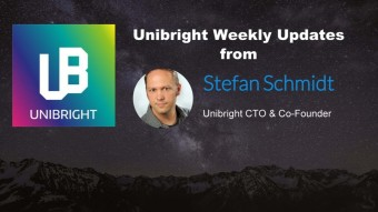Unibright - 14th of October 2019 - Software Development and Roadmap Goals