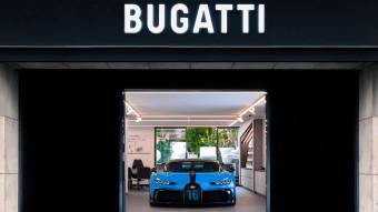 A Bugatti For The Bends.
