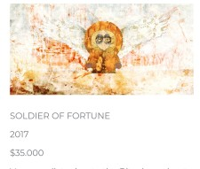 Special Offer on Artwork by Major crypto artist