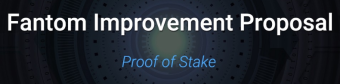 Fantom (FTM) Staking Proposal - A Familiar Model Like Ontology (ONT) Staking?