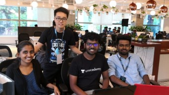 We are the winners of the First Gaming Blockchain hackathon in India.