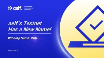 aelf's Testnet has a New Name!