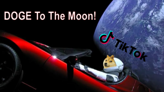 This time TikTok pumps DOGE