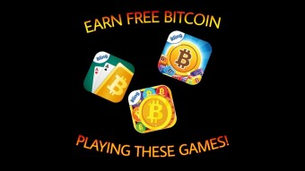 Have free time? Earn some sats playing silly games!