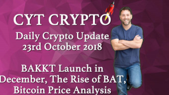 🔥BAKKT Launch in December 🔥The Rise of BAT 🔥Bitcoin Price Analysis🔥