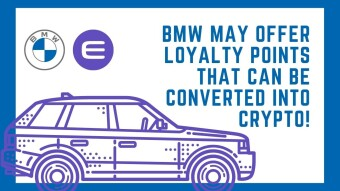 BMW may offer loyalty points that can be converted into crypto!