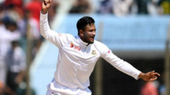 Shakib Al Hasan indicates he is not willing to captain in the Test.