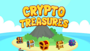 Crypto Treasures: A fun Way of Introducing Cryptocurrency to a Neophyte.