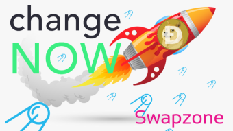 ChangeNOW + Swapzone Promo Will Take the $DOGE to the MOON?!