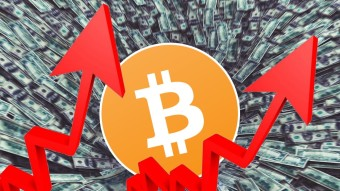 BITCOIN: HUGE SPIKE IN PROFIT TAKING!  IRS CONCERNS OVER CRYPTO!  STOCK MARKET DRAG BITCOIN HIGHER?