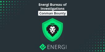Energi Bureau of Investigations - Conman Bounty