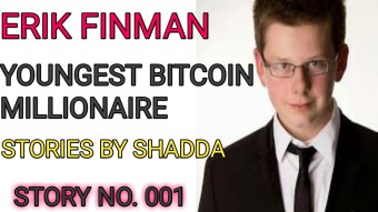Youngest Bitcoin Millionaire By Shadda Stories (Story No.001)