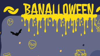 Join our 2 new spooky Halloween competitions: 300,000 BANANO in prizes! 👹 👻 🎃